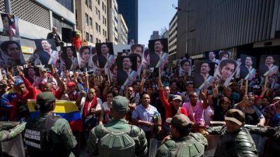 La oposici�n de Venezuela denuncia un golpe para anular al Congreso