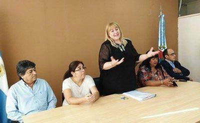 Desarrollo Social ya cuenta con nuevos funcionarios de área