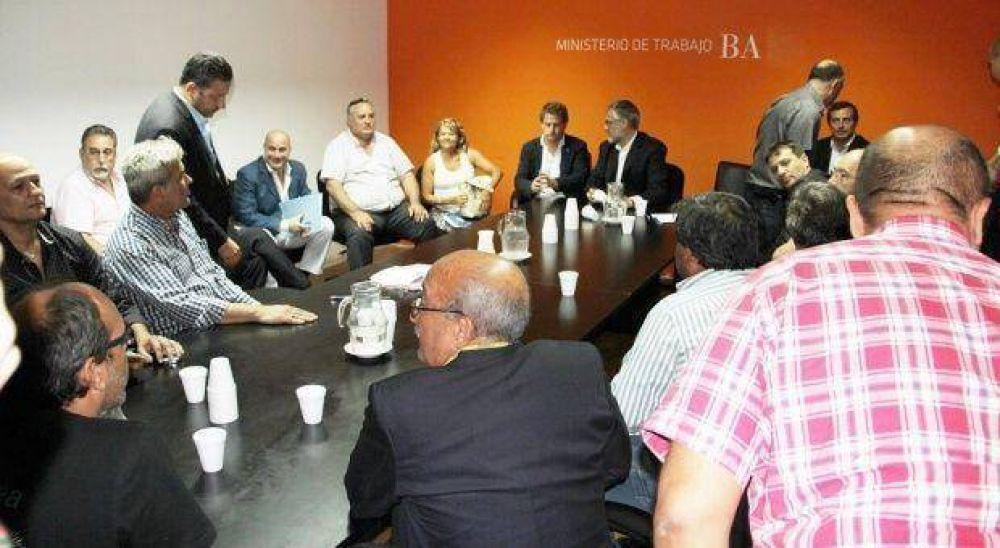 Municipales frenaron suspensión de la Ley de Paritarias: se conformará un Consejo Consultivo