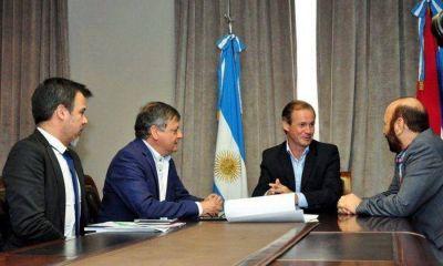 Gobernadores de Chaco, Entre R�os y Formosa acordaron agenda ante la emergencia h�drica