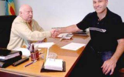 Quilmes: Martiniano nombra asesor al titular del sindicato de municipales