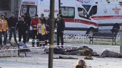 El autor del atentado en Estambul había llegado desde Siria como inmigrante