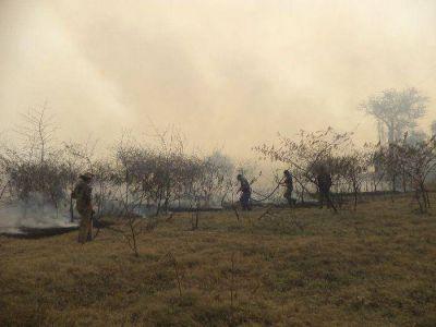 Advertencia ante incendios rurales por los riegos que envuelven para las vidas y bienes de la gente   Tapa