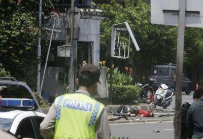 Ola de atentados de Indonesia: al menos siete muertos