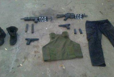 Aparecieron 5 fotos reveladoras de la captura de los prófugos