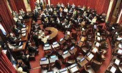 El Senado comenzar� a enviar telegramas de despido