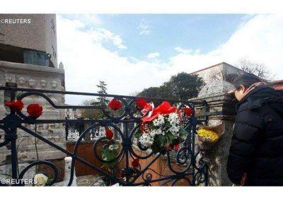 Llamamiento y oración del Papa por atentado en Estambul