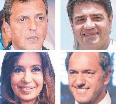 Senado 2017: Macri ya sondea a Massa (y a su primo Jorge)