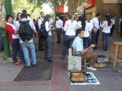 Mi�rcoles movido: ayer tembl� cinco veces en Mendoza