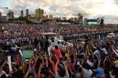 Cuatro historias para recordar la visita del Papa Francisco al Paraguay