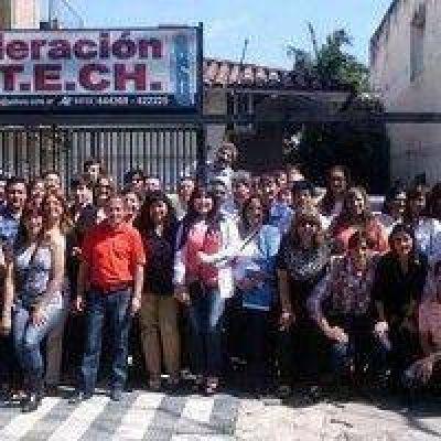 Federación Sitech pretende un 50% de aumento para el primer semestre
