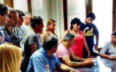 Reincorporan a 2 mil contratados en La Plata