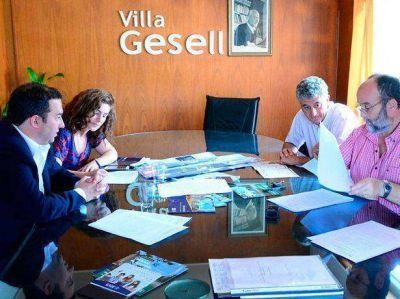 La comuna firmó acuerdo con la UADE