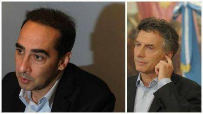 Al revés que Tagliaferro, Macri promete publicar los sueldos de sus funcionarios
