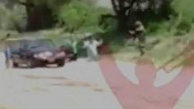 El Gobierno descartó que sean los Lanatta y Schillaci los detenidos del video