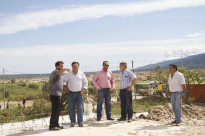 López Rodríguez sostiene que el puente de Valle Chico es seguro