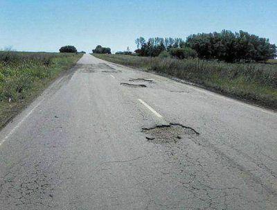 Vialidad de la Provincia dio la cara y habló sobre la Ruta 32