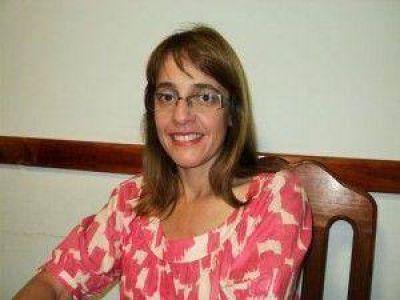"""La diputada Burgos recordó que """"hace tiempo no se aplicaba la ley en Jujuy"""""""