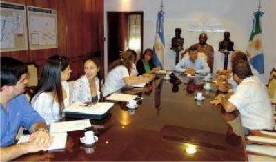 Provincia, INSSSEP y el Colegio M�dico delinearon ejes para la erradici�n del cobro de plus m�dico