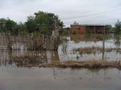 Diputada Molinas requiri� �soluciones de fondo� a ra�z de anegamientos de zonas urbanas y rurales