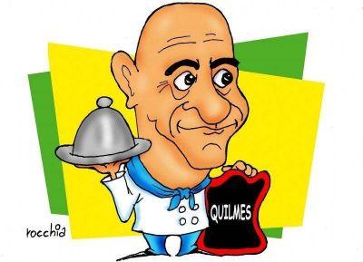 Martiniano Molina echó más de mil municipales y puso de asesor al capo del gremio