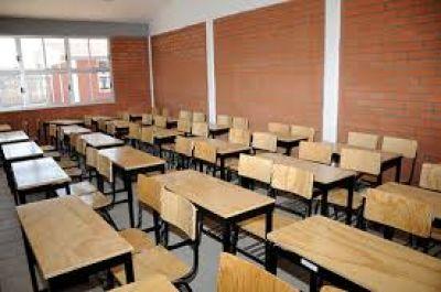 Coordinan acciones de infraestructura escolar en la provincia