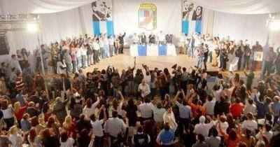 El PJ se alista para la discusión interno; en Corrientes piden que se realice a puertas cerradas