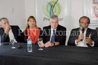 La Provincia asegura que la nueva Planta Cloacal eliminará la contaminación al río Cuarto