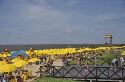 Más de 100.000 personas ya visitaron Buenos Aires Playa