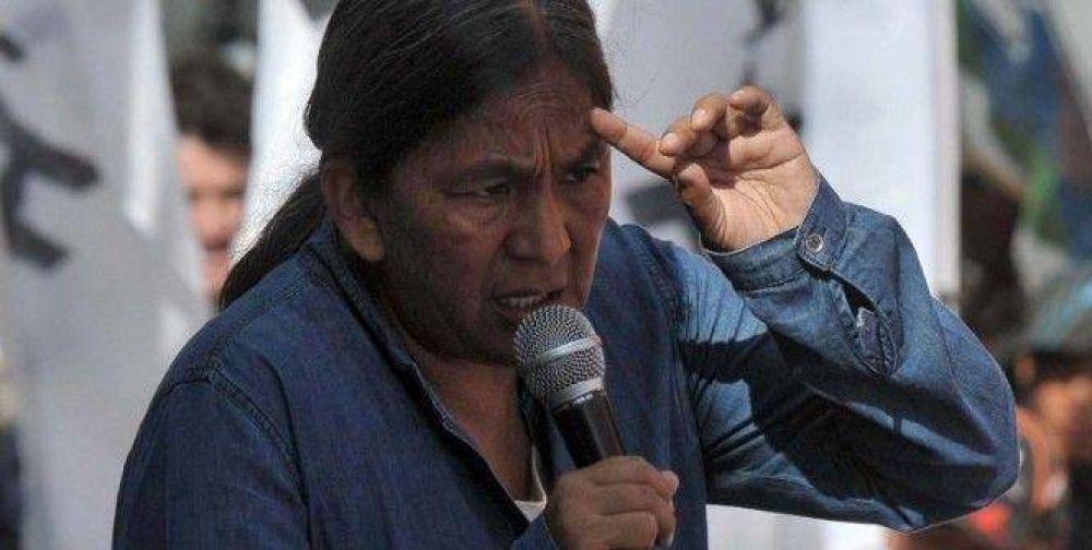 Concentración en Mar del Plata para exigir la inmediata liberación de Milagro Sala