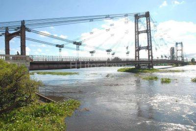 El Paraná da una tregua: bajó ocho centímetros en dos días