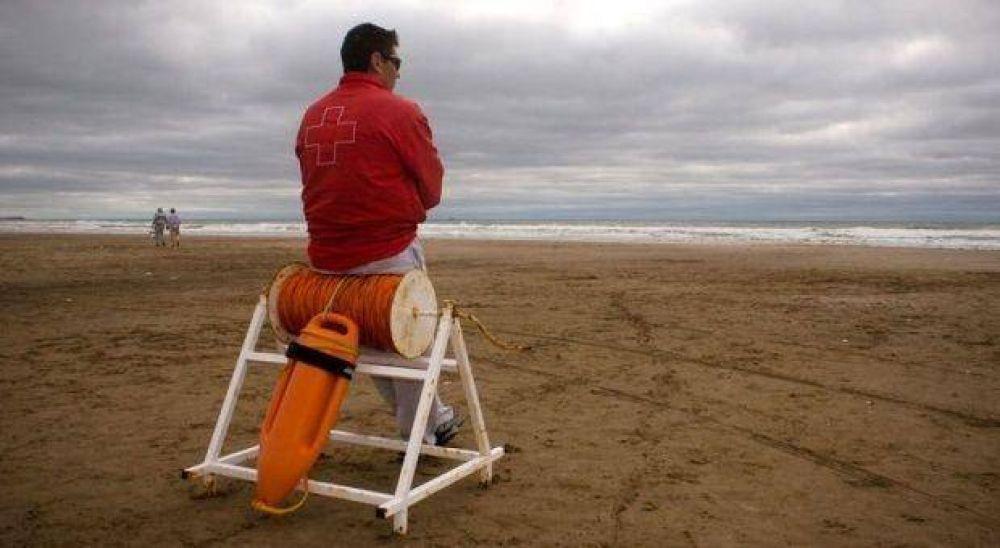 Guardavidas bonaerenses retoman medidas de fuerza para la segunda quincena de enero