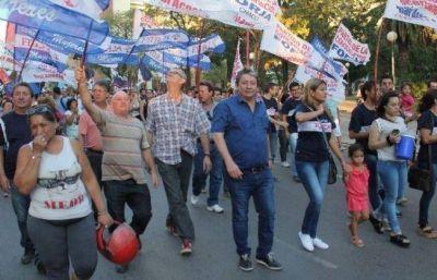 Concertación Forja adhirió a la lucha contra las medidas de Macri