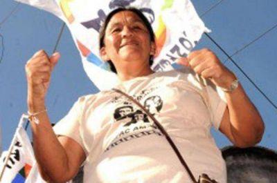 Repudios chaque�os a la detenci�n de la dirigente Milagro Sala