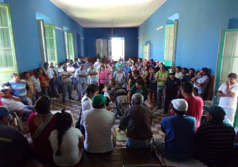Expectativa en Tinogasta por el inicio de las audiencias de conciliaci�n