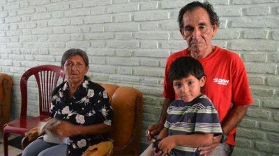 La Gobernadora dispuso la asistencia a la familia de Lucia Coronel
