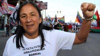 Intendentes del FpV exigen la inmediata liberación de Milagro Sala