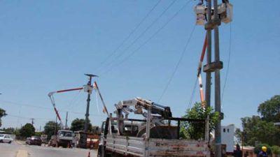 Edese anticipa cortes de energía por trabajos de mejoras