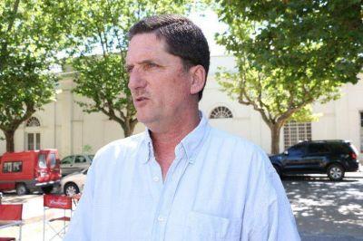 Tras un robo, Ersinger planteó la necesidad de proteger al sector rural