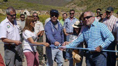 Se inauguró oficialmente la temporada en la Laguna del Diamante