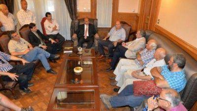 Manzur planteará su preocupación al gobierno nacional por la demora en fondos para obras públicas