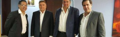 El diputado Segio Wisky acompañó a los intendentes de Bariloche y El Bolsón en audiencias con funcionarios nacionales