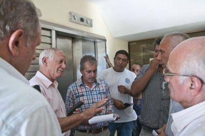 El gobierno provincial auxiliará a Jalile para que pueda pagar