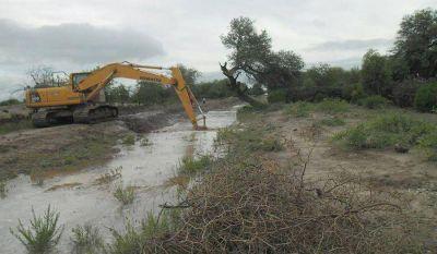 Salavina quedó bajo el agua tras el desborde de los ríos Dulce y Saladillo