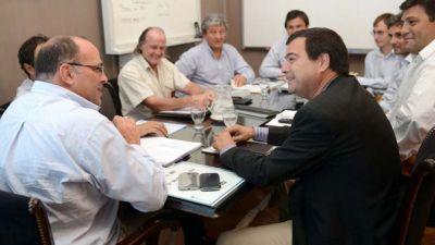 Gelid se reunió con el secretario de Agro Industria de la Nación