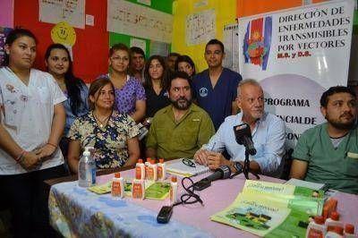 �El sistema sanitario est� funcionando y todos debemos seguir trabajando en la prevenci�n del Dengue�