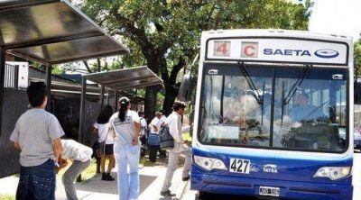 En Salta, piden un descuento en el boleto de colectivo de los trabajadores
