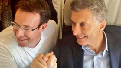 Macri busca en Davos la apertura al mundo y otro tipo de relación con el Reino Unido