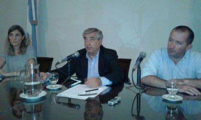Campana no descartó pedir que el Tribunal de Cuentas de la Provincia investigue la gestión de Pascual