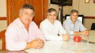 �No tenemos que esperar hasta el 2018 para que se inicie el tramo de la autov�a Mercedes-Bragado�